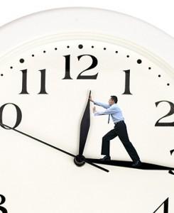 La importancia de aprovechar bien el tiempo