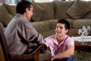 Mejorar tu relación con tu hijo adolescente - superacion personal