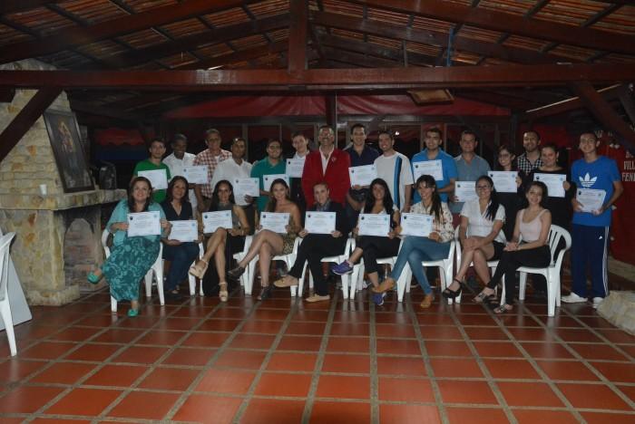 Alumnos Colombia